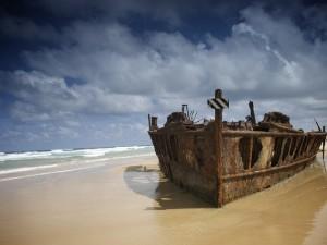 australia-Frazer Island, sea-pix
