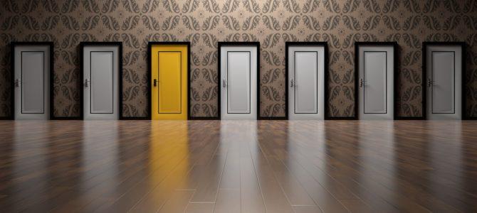 The Yellow Door of Temptation