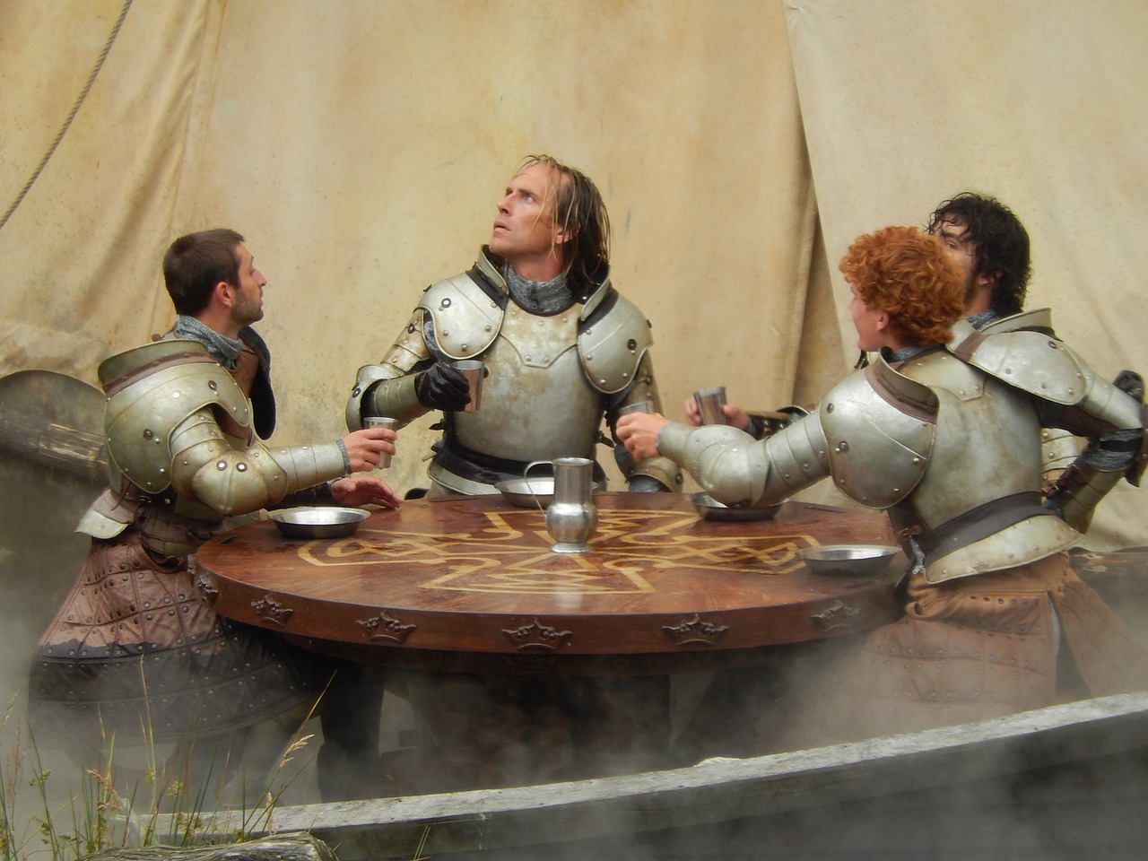 The Breastplate of Righteousness » The Faithful Wanderer