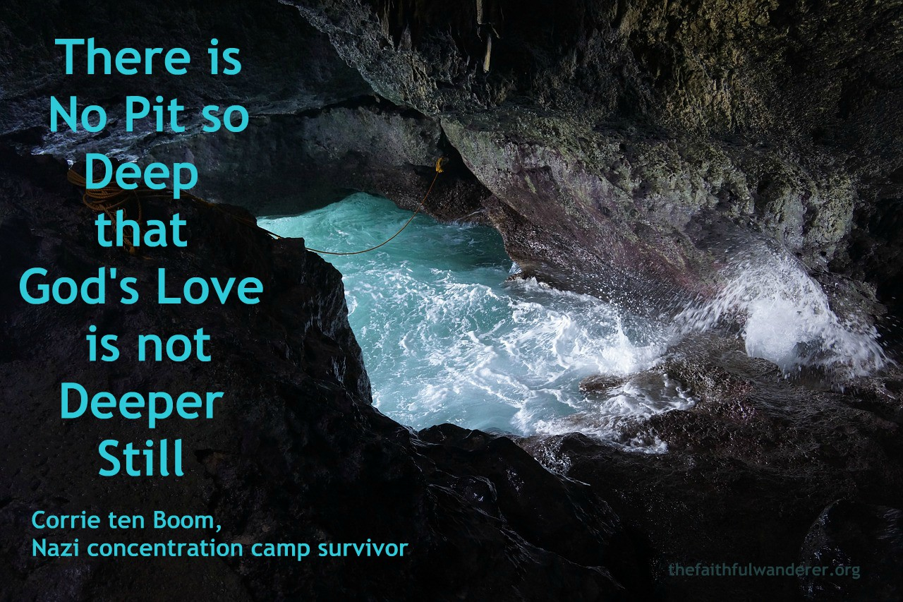 My Memes of Corrie ten Boom's Quotes » The Faithful Wanderer